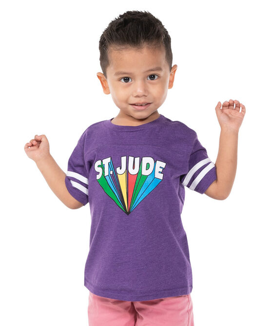 Youth and Toddler Retro Varsity T-Shirt