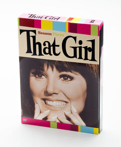 That Girl DVD Set - Season Three