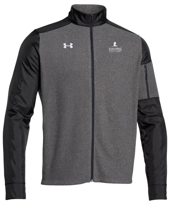 Mens UA Team Performance Fleece Jacket