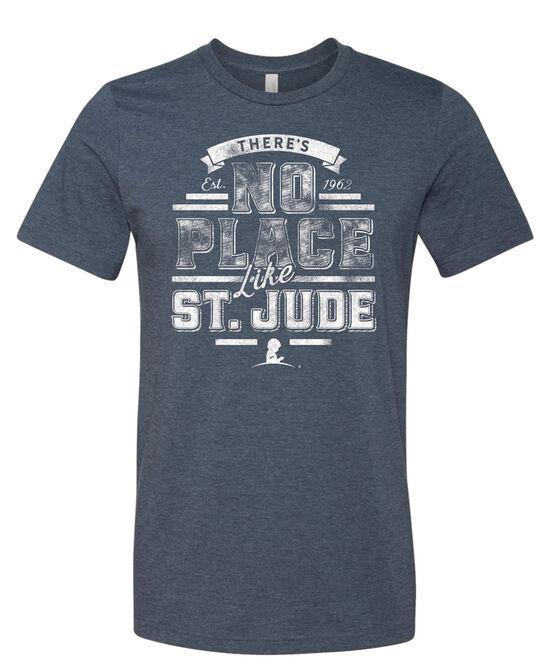 No Place Like St Jude Tee