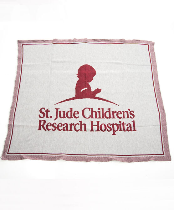 Jacquard Knit Throw Blanket