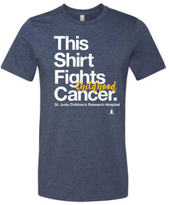 Unisex This Shirt Fights Childhood Cancer T-Shirt