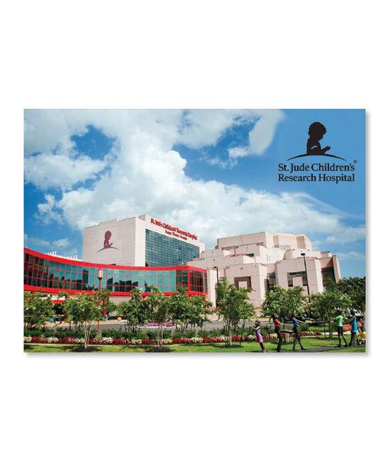 St. Jude Campus Magnet