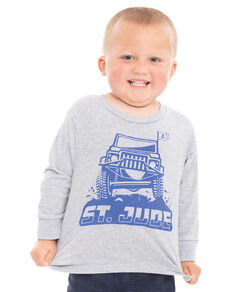 Toddler Jeep T-Shirt