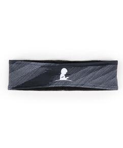 Fleece Performance Headband Black/Grey