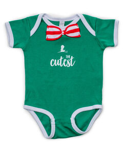 Infant Bow Tie Onesie