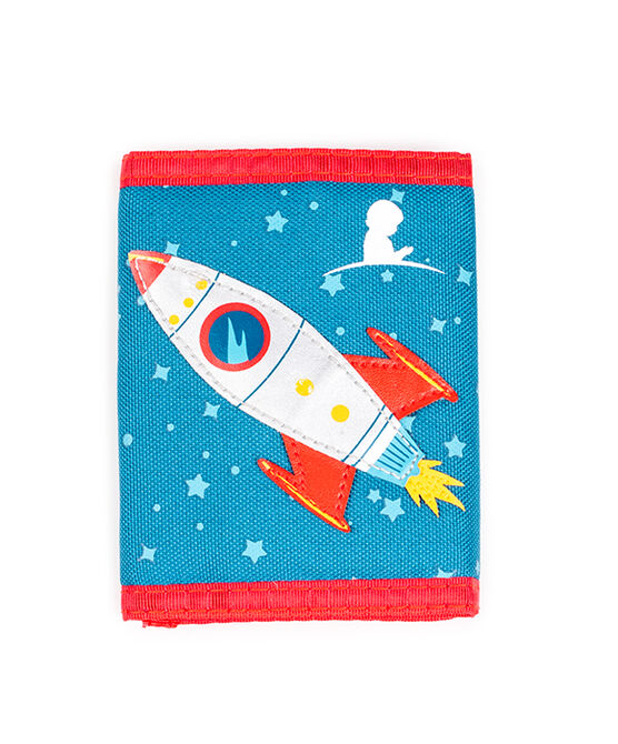 Rocket Ship Kids Wallet