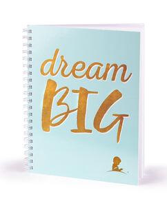 Large Desk Journal - Dream Big