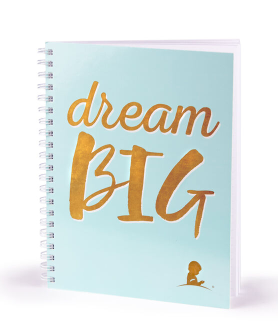 Large Desk Journal - Dream Big