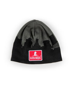 City Scape Half Lined Beanie