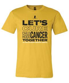 Let's Cure Childhood Cancer Together T-Shirt