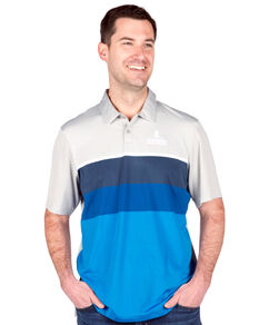 Men's Adidas® Multi Stripe Polo