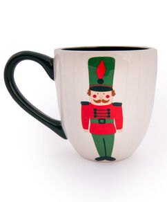 Nutcracker Ceramic Mug