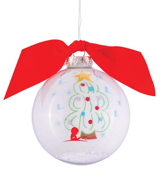 2021 Christmas Tree Confetti Ornament by Coton Colors