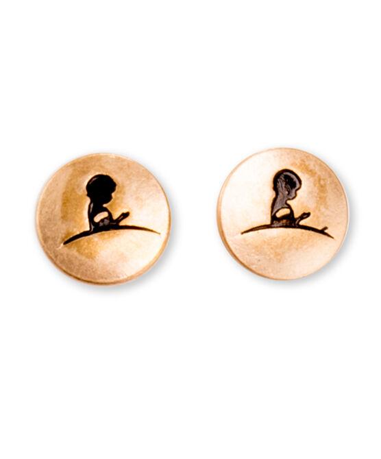 St. Jude Post Earrings