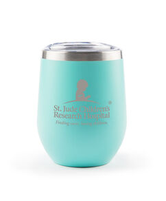 Insulated Stainless Steel Tumbler - Turquoise