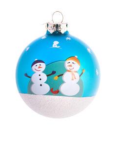 "Snowman 3"" Ornament"