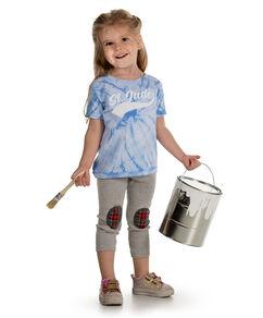 Toddler St. Jude Banner Tie-Dye T-Shirt