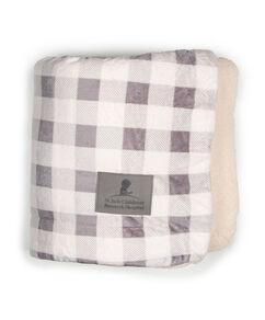 Plaid Sherpa Blanket