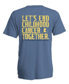 Let's End Childhood Cancer T-Shirt