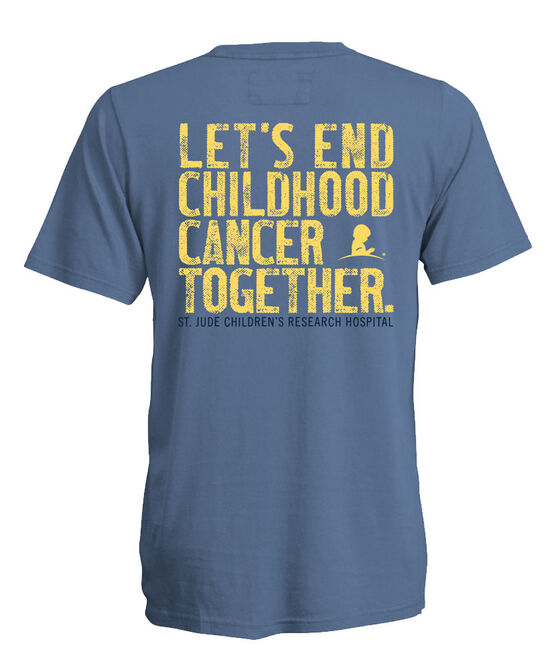 Let's End Childhood Cancer T-Shirt