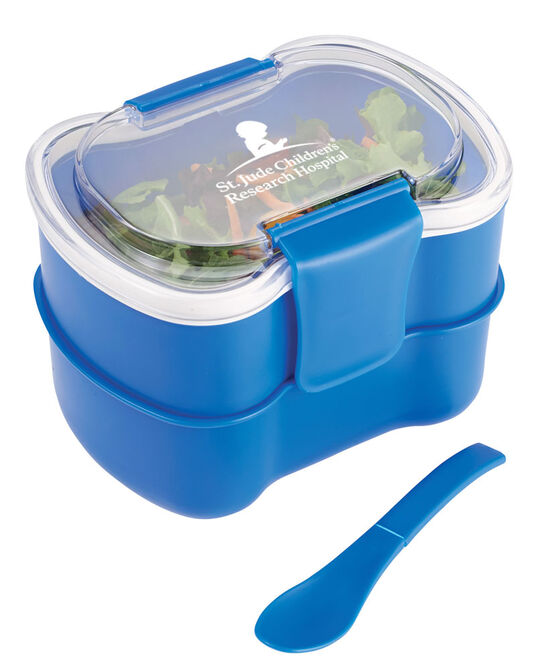 Two Tier Food Storage Lunch Box