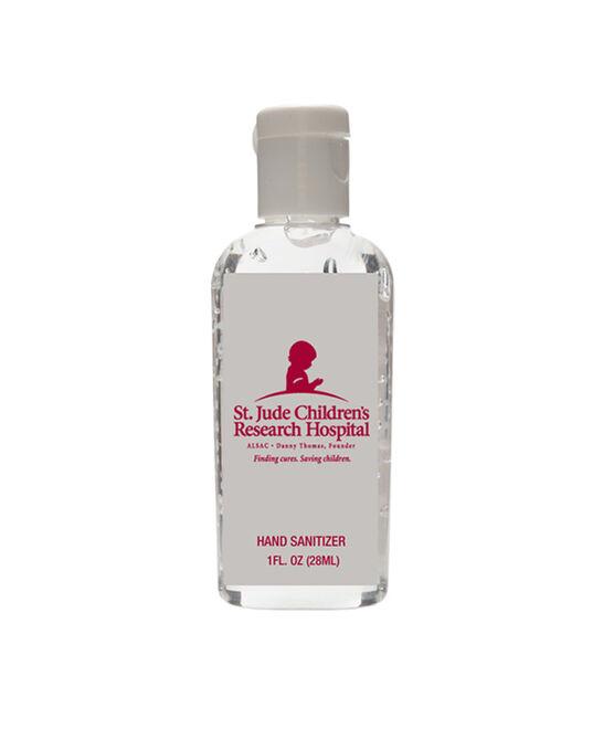 St. Jude Hand Sanitizer 1oz Bottle