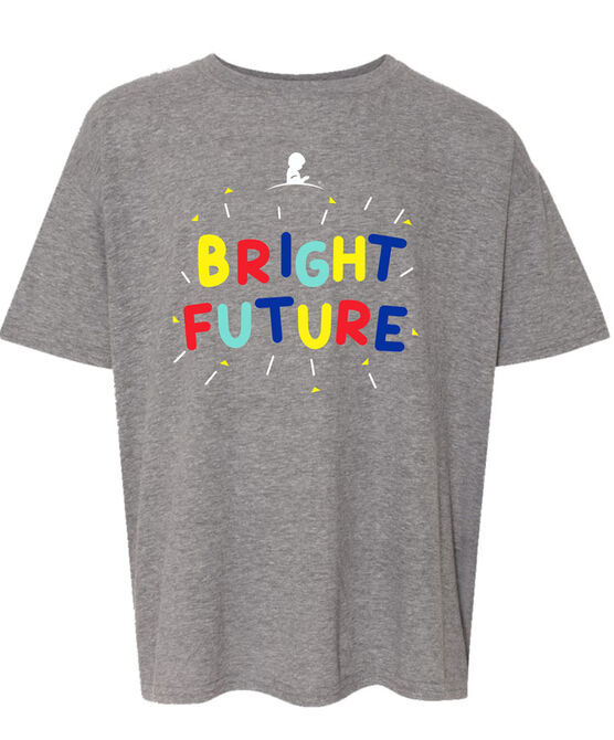 Youth Bright Future T-shirt