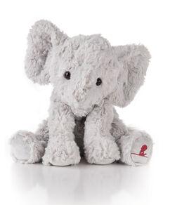 Olivia Plush Elephant