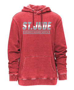 St. Jude Vintage Red Hoodie
