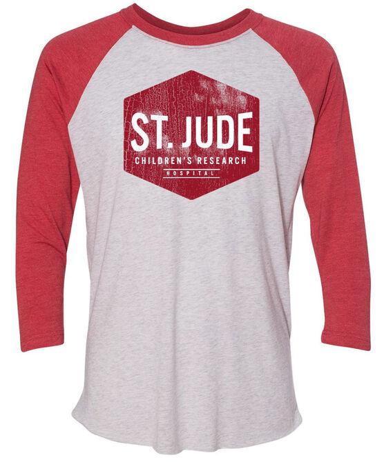Ladies' Baseball Style T-Shirt