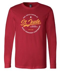 St. Jude Circle Saves Thousands Long-Sleeve T-Shirt