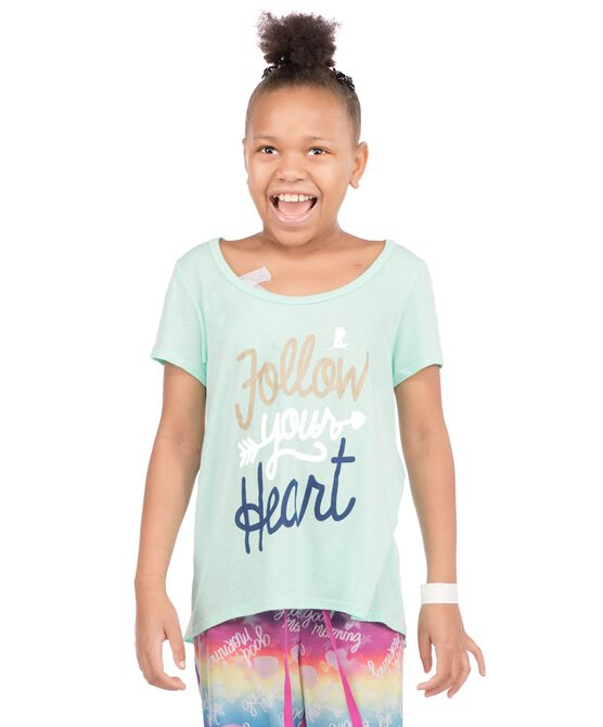 Youth Follow Your Heart Tee