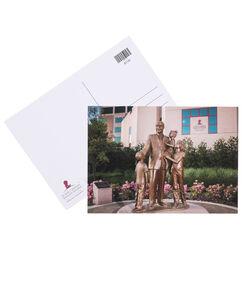 Danny Thomas Postcard