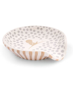 Dots and Stripe Spoon Rest
