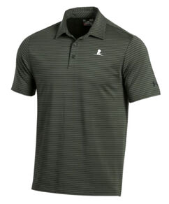 Men's Under Armour Thin Stripe Golf Shirt