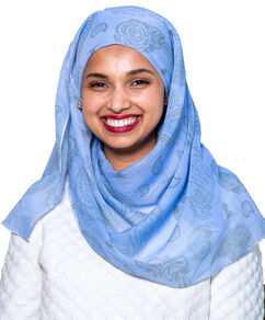 Paisley Pattern Scarf | Hijab