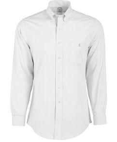 Brooks Brothers Non Iron Dress Shirt - White