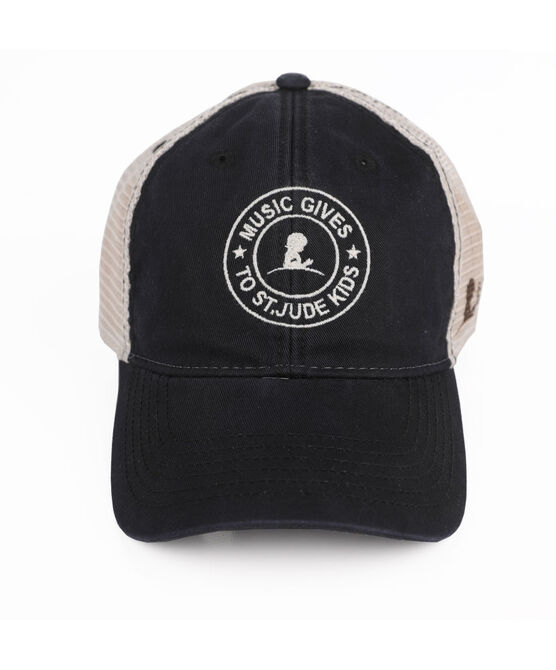 Music Gives to St. Jude Kids Trucker Hat