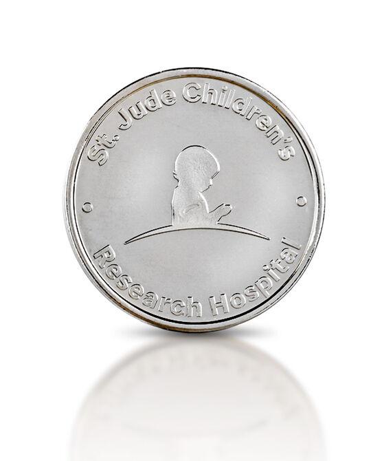 St. Jude Souvenir Silver Coin