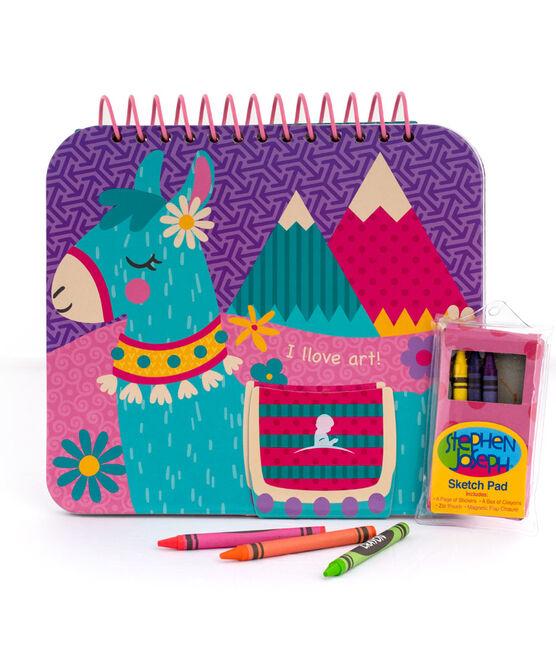 Llama Sketch Pad
