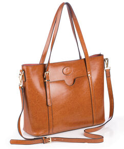 Genuine Leather Shoulder Bag