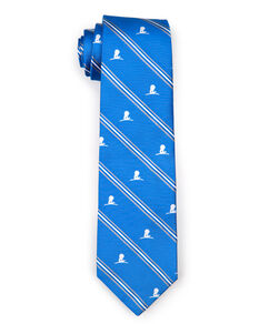 Brooks Brothers Bright Blue Regimental Tie
