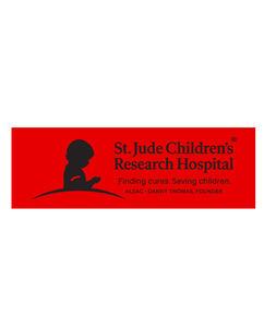St Jude Logo Bumper Magnet