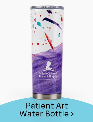 Patient Art Water Bottle