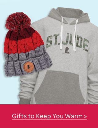 Shop St. Jude Warm Gifts