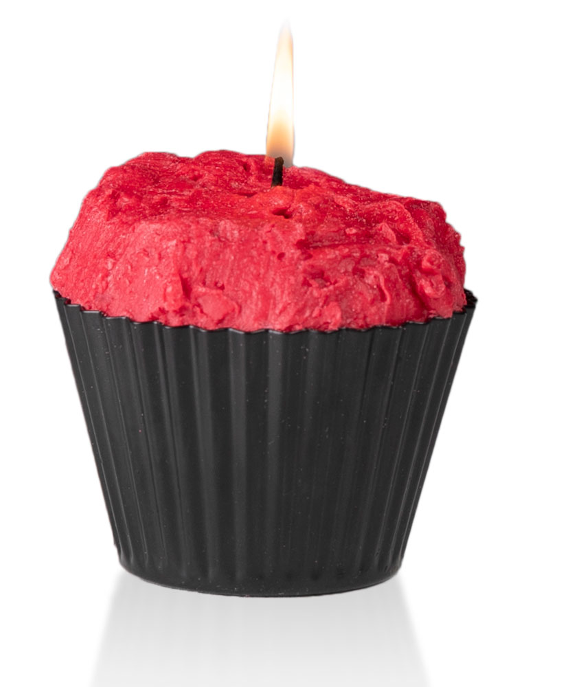 Muffin Candle