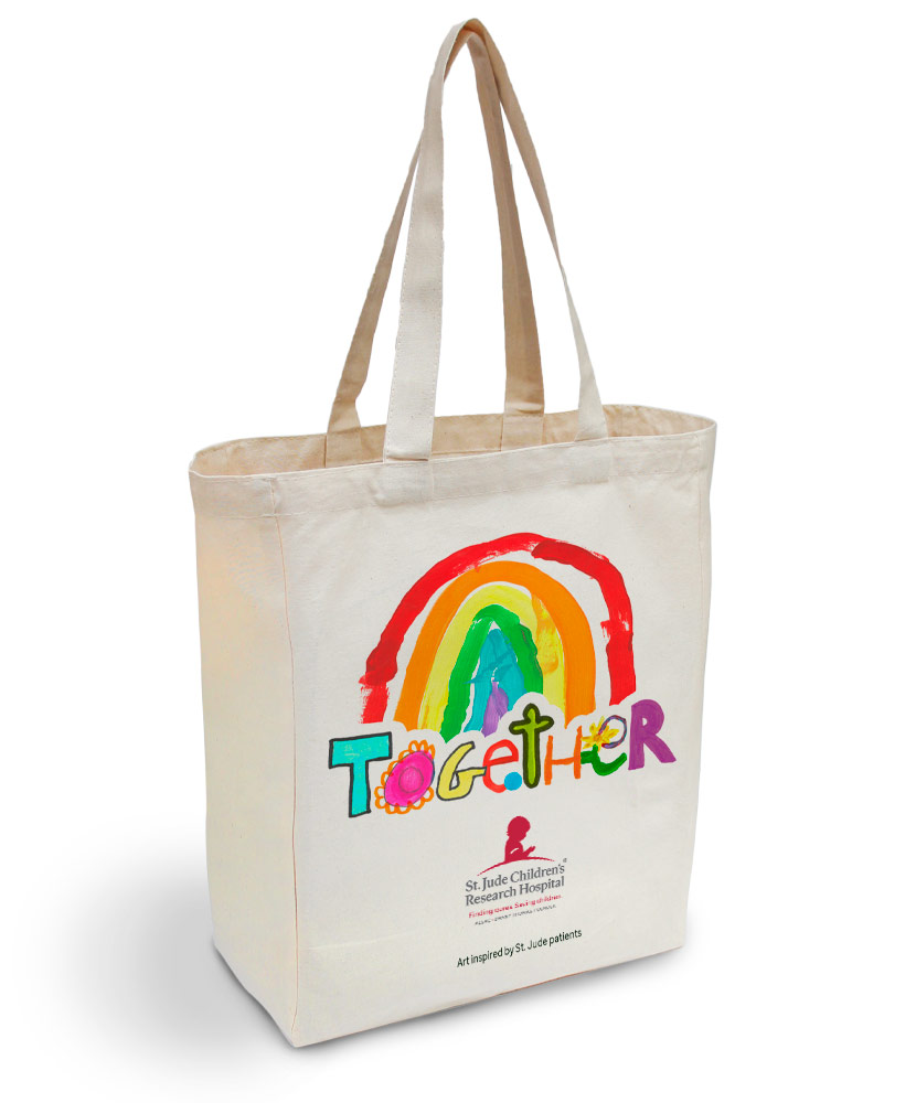 Together Canvas Tote