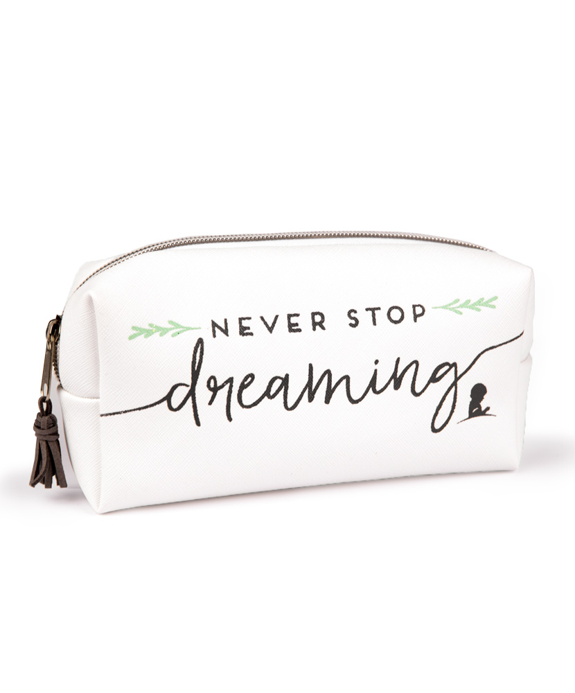 Never Stop Dreaming Accessory Bag