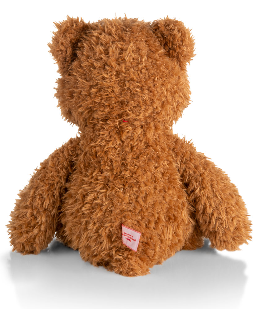 Lily Patient Inspired Plush Teddy Bear